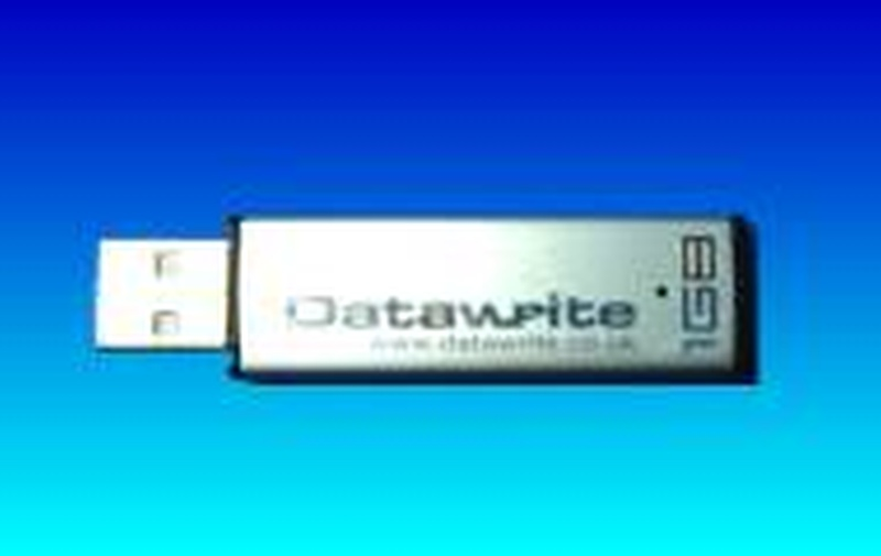 A DataWrite USB memory stick that requested formatwhen inserted into the apple mac.