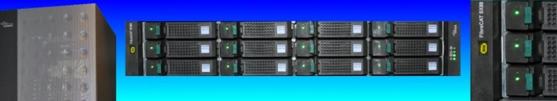 Recovering data from Fujitsu FibreCat SX80i with Virtual Filesystem and VDMK files.