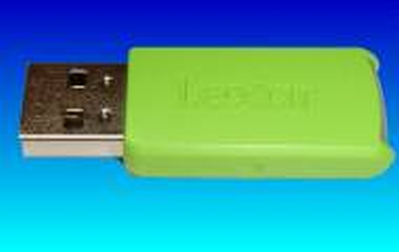 An EA USB stick awaiting data recovery.