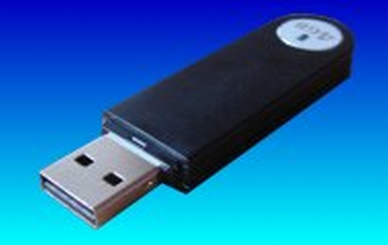 A Samsung USB memory stick that was dropped and no longer flashes. It is awaiting File retrieval.
