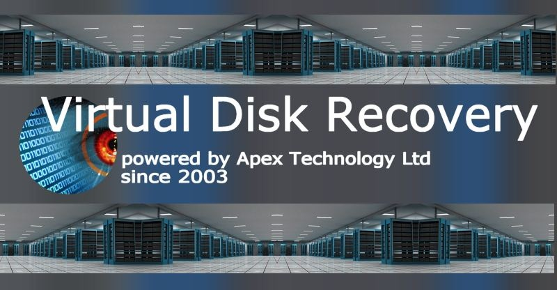 Recover Virtual Filesystem vmdk vhd files Virtual Disks Machines Recovery VMWare ESX iSCSI LUN