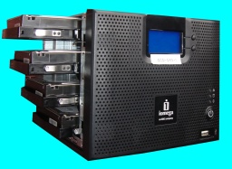 Iomega ix4-200d iSCSI raid recovery
