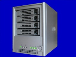 Lacie Ethernet Disk Recovery from corrupt Raid