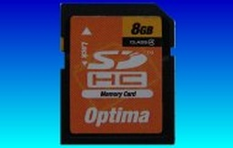 Optima SD card not registering on pc - Photo recovery
