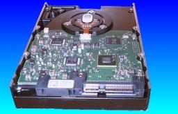 SAS Hard Disk RAID Rebuild & Repair