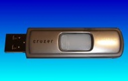 Sandisk Readyboost USB memory stick data recovery