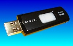 A Sandisk Cruzer USB pen drive that no longer had the flashing light when inserted into the usb socket. This one needed the connector repairing.