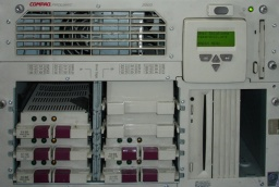 Compaq Proliant SCSI hard drive recovery