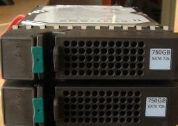 Fujitsu SX80i iSCSI Virtual Disk Data Recovery