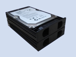 Iomega Ix2-200 drives drive data not seen