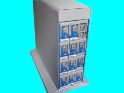 A Sagitta raid tower that had its internal raid card fail. We undertook cloning of the disks then rebuilding the raid array to rescue the files.