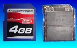 Silicon Power SDHC data recovery